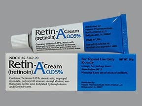 Retin-A 0.05 % topical cream