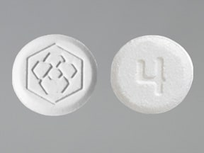 Fanapt 4 mg tablet