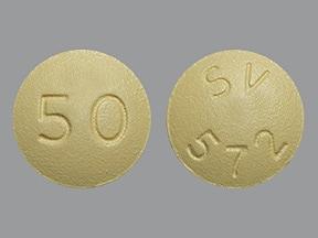 Tivicay 50 mg tablet