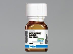 Rocaltrol 1 mcg/mL oral solution