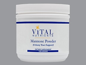 d-mannose oral powder