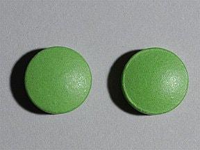 ferrous gluconate 240 mg (27 mg iron) tablet