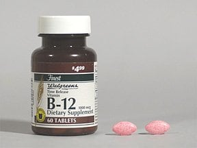 Vitamin B 12 Oral Uses Side Effects Interactions