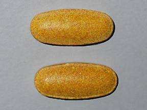 B-complex with vitamin C 400 mcg-500 mg tablet