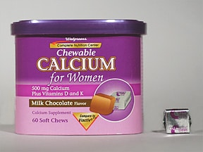 Calcium For Women Oral : Uses, Side Effects, Interactions, Pictures