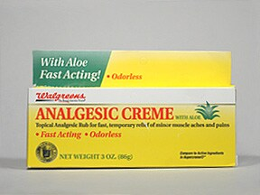 Analgesic Creme 10 % topical