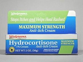 hydrocortisone 1 % topical cream