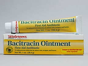 bacitracin 500 unit/gram topical ointment