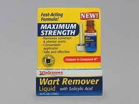 Wart Remover 17 % topical liquid