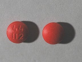 pseudoephedrine 30 mg tablet