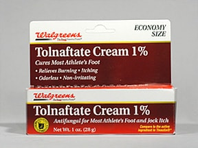 tolnaftate 1 % topical cream