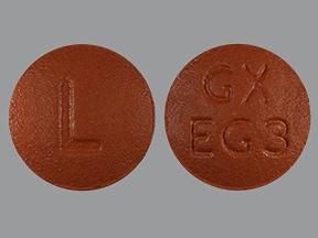 Leukeran 2 mg tablet