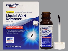 warts treatment topical)