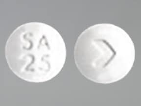 sumatriptan 25 mg tablet