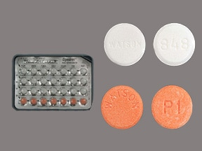 Ogestrel (28) 0.5 mg-50 mcg tablet