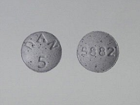methylphenidate 5 mg tablet