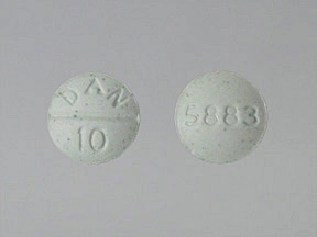 methylphenidate 10 mg tablet