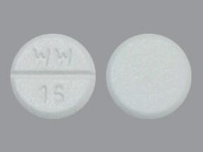 glycopyrrolate 1 mg tablet