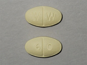 isosorbide mononitrate ER 60 mg tablet,extended release 24 hr