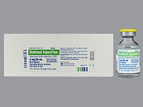 Robinul 0.2 mg/mL injection solution