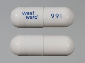 gabapentin 100 mg capsule