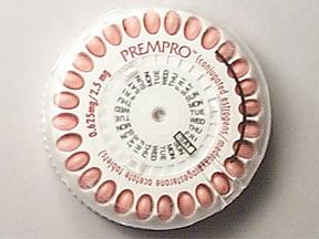 Prempro 0.625 mg-2.5 mg tablet