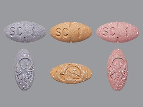 Centrum Kids 18 mg iron chewable tablet