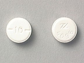 baclofen 10 mg tablet