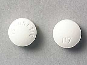 Tenoretic 100 100 mg-25 mg tablet