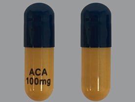 Calquence 100 mg capsule