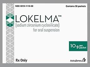 Lokelma 10 gram oral powder packet