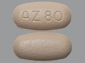 Tagrisso 80 mg tablet