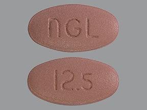 Movantik 12.5 mg tablet