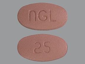 Movantik 25 mg tablet