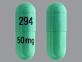 indomethacin 50 mg capsule