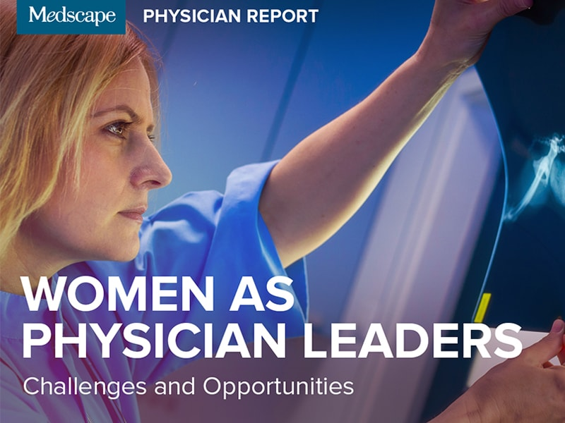 Women as Physician Leaders
