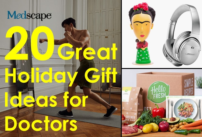 20 Great Holiday Gift Ideas for Doctors