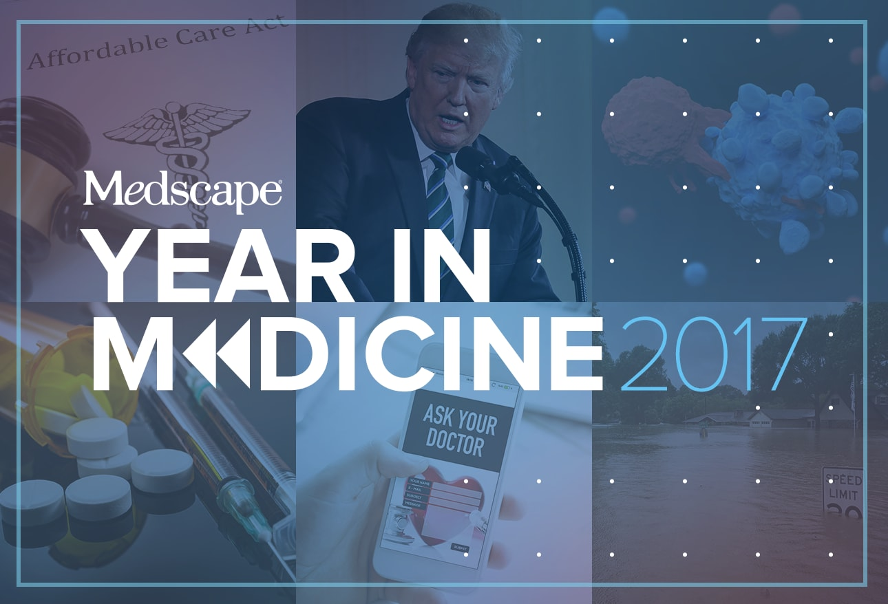 The year in medicine 2017 news that made a difference xflitez Choice Image