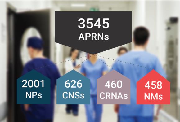 Medscape APRN Compensation Report 2019