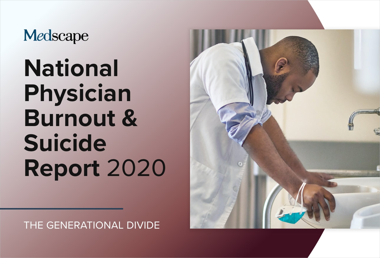 Medscape National Physician Burnout & Suicide Report 2020