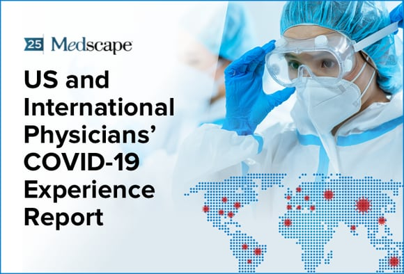 Medscape US and International Physicians' COVID-19 Experience Report: Risk,  Burnout, Loneliness