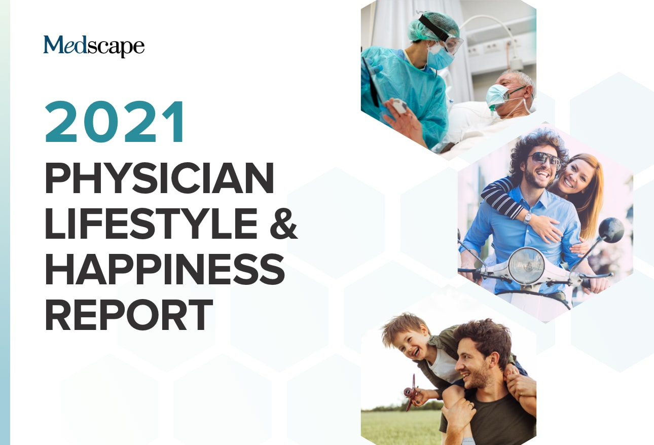 Medscape Physician Lifestyle & Happiness Report 2021: The Generational Divide