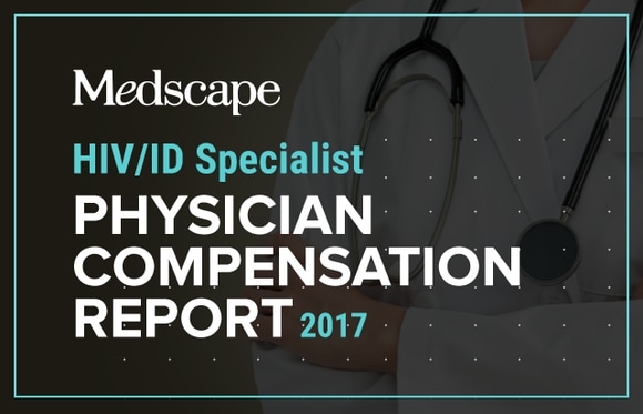 Medscape ID Physician Compensation Report 2017