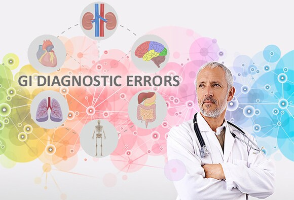 5 Diagnostic Errors to Avoid: The Patient With GI Symptoms