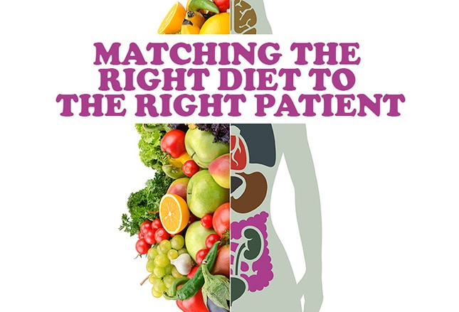 diets for specific health conditions