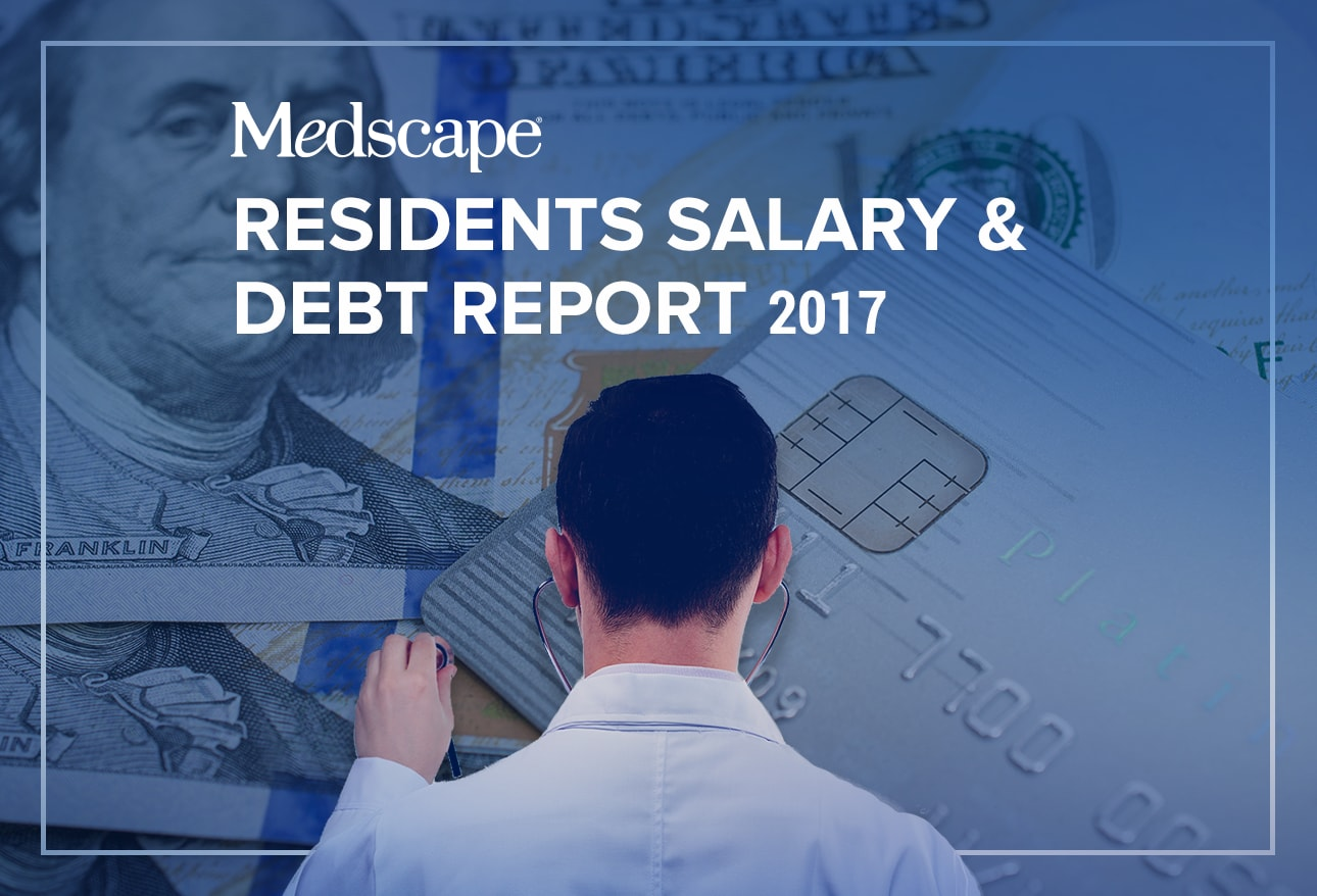 Residents Salary and Debt Report 2017