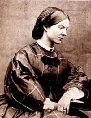 Mary Ward (1827-1869). The world's first recorded