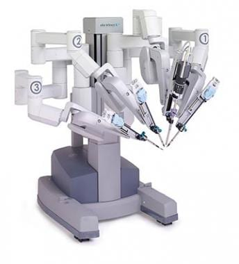 The daVinci Si HD Surgical System ©2011 Intuitive