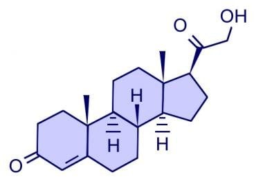 Deoxycorticosterone.