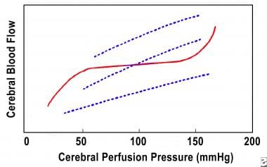 Cerebral blood flow/cerebral perfusion pressure ch